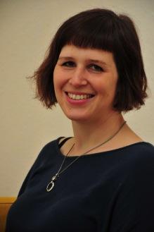Psychotherapeutin Anne Sandhoff